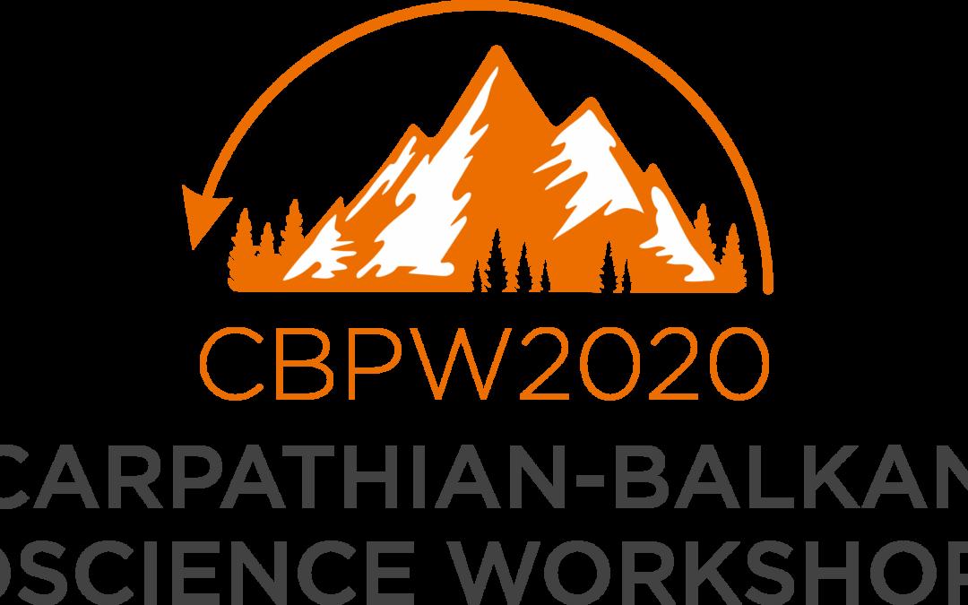 CBPW2020 Carpathian-Balkan Paleoscience Worshop 2020